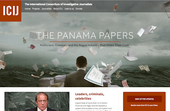 Panama Papers (DEMO) demo